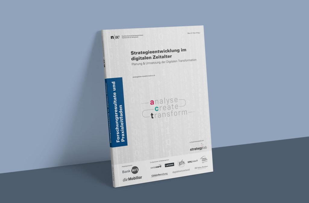 Strategieentwicklung im digitalen Zeitalter Buchumschlag Marc K Peter